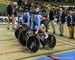 Canada starts first Round 		CREDITS:  		TITLE: 2019 Track World Championships, Poland 		COPYRIGHT: Rob Jones/www.canadiancyclist.com 2019 -copyright -All rights retained - no use permitted without prior, written permission