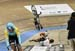 Samuel Welsford (Australia) was not able to avoid crashing too 		CREDITS:  		TITLE: 2019 Track World Championships, Poland 		COPYRIGHT: Rob Jones/www.canadiancyclist.com 2019 -copyright -All rights retained - no use permitted without prior, written permis