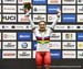 World Champion Daria Shmeleva 		CREDITS:  		TITLE: 2019 Track World Championships, Poland 		COPYRIGHT: ROB JONES/CANADIAN CYCLIST