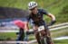 Loana Lecomte (France) 		CREDITS:  		TITLE: 2020 Mountain Bike World Championships 		COPYRIGHT: