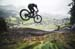 Getting some air 		CREDITS:  		TITLE: 2020 Mountain Bike World Championships 		COPYRIGHT: