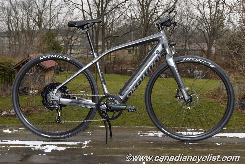 Canadian Cyclist Bike Review Specialized Turbo