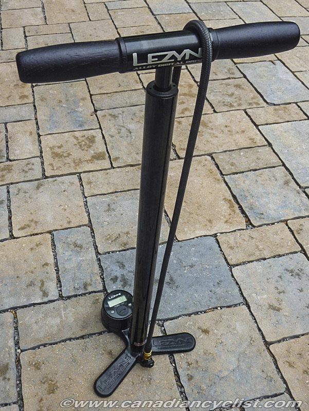 LEZYNE Alloy Floor Drive Tall Bicycle Floor Pump